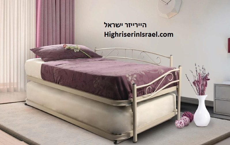 picture - High Riser Bed Frame